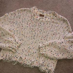 Confetti Sweater